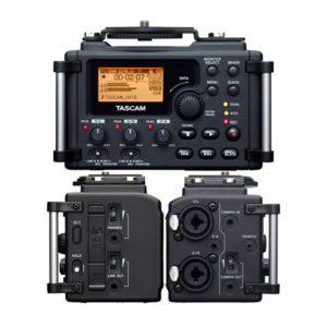 Tascam DR60 Audio In-Field Recorder