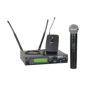 uhf single wireless microphone system