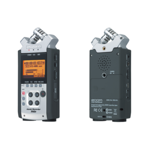 Zoom Audio Recorder H4N