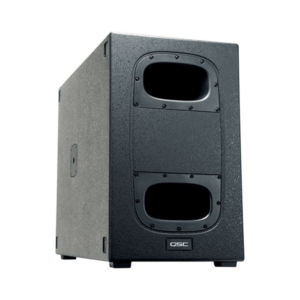 qsc k12 powered subwoofer