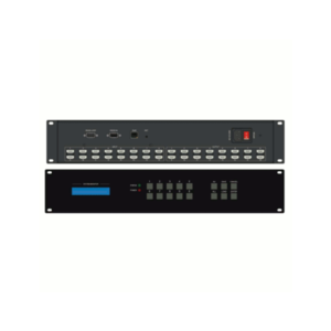 4k 16x6 HDMI Matrix Switcher Router